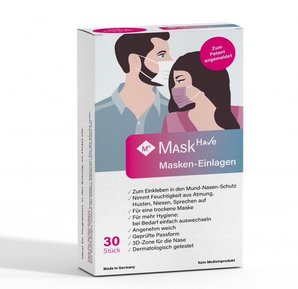 MaskHave Masken-Einlagen